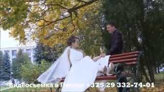 Свадебный клип Wedding clip (Пинск)
