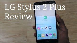 LG Stylus 2 Plus Review
