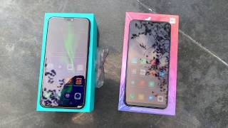 Honor 8X vs Xiaomi Mi 8 Lite - Unboxing & First Look!