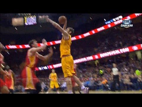 Tyler Zeller ( 23 PTS ) vs. Rockets (3-22-2014)