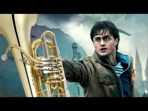 Sheet Music - Hedwig's Theme From Harry Potter (Tuba Solo)