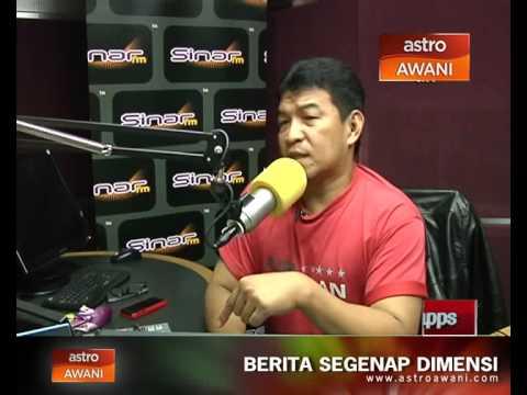 Saksi Mata: Jamal Jamaluddin juruhebah radio