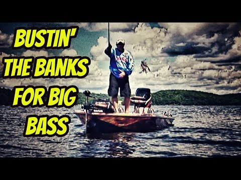 Bustin` the banks for Bass
