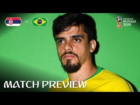 FAGNER (Brazil) - Match 41 Preview - 2018 FIFA World Cup™