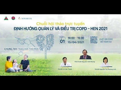 VILA - Định hướng quản lý và điều trị COPD - Hen 2021