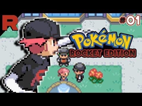 Pokemon Fire Red Rocket Edition Part 1 VILLAIN VOLTSY Pokemon GBA Rom Hack Gameplay Walkthrough