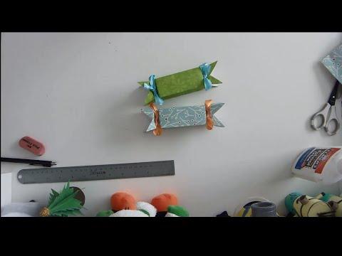 DIY Gift Box-Tutorial by The Creative Minion