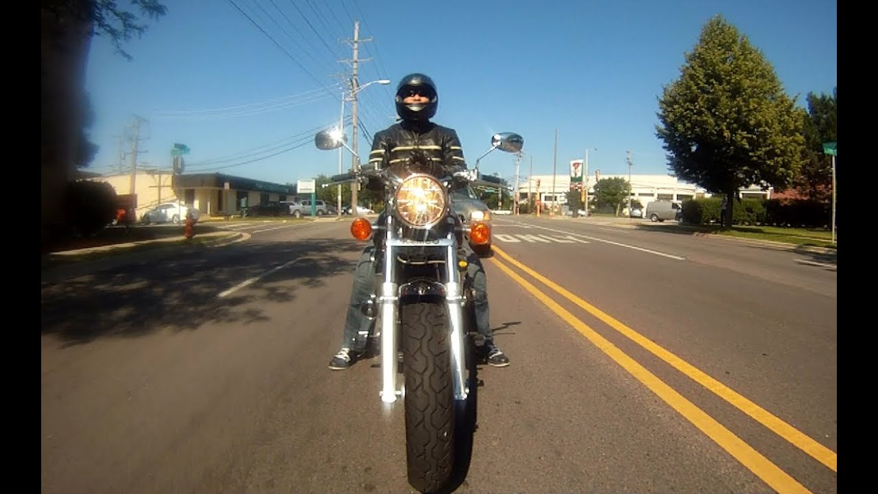 kymco venox 250 - the best 250cc motorcycle cruiser part 2 - youtube