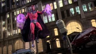Marvel Avengers Battle For Earth E3 Trailer [UK]