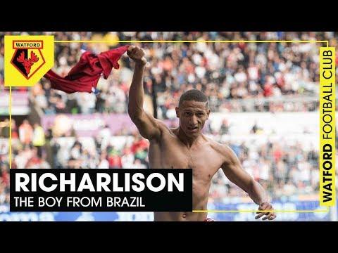RICHARLISON 🇧🇷 | THE BOY FROM BRAZIL