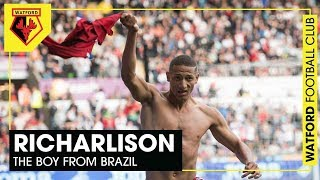 RICHARLISON 🇧🇷 | THE BOY FROM BRAZIL