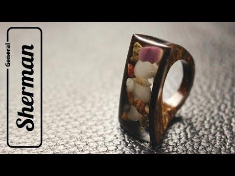 Видео Сувениры из дерева ручной