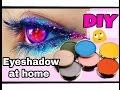 DIY || How to Make Eye shadow at Home? || Ishita Chanda