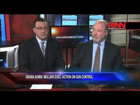 Gun Control Debate - CA and VA Taking Action