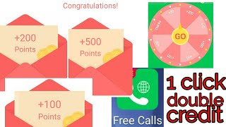 How to make free call unlimited and unlimited credit and 1 click double credit 2018 sakhawatali Tv