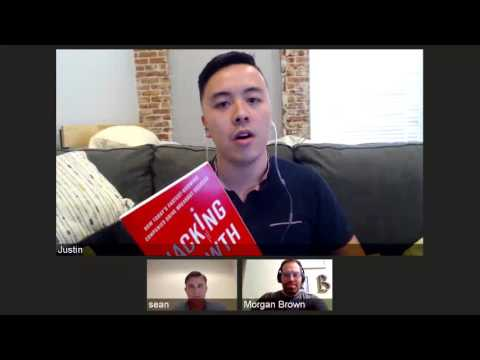 Growth Hacking Live AMA with Sean Ellis & Morgan Brown founders of GrowthHackers.com
