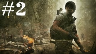 I Am Alive - Gameplay Walkthrough - Part 2 - Home Sweet Home (Xbox 360/PS3) [HD]