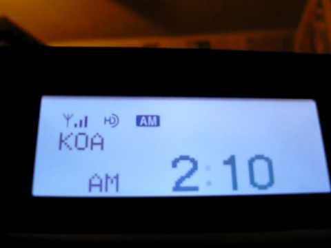KOA-HD decoding in Duluth, MN
