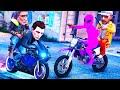 4 YouTuber und der GTA ONLINE Motorrad Kampf aus der Hölle!