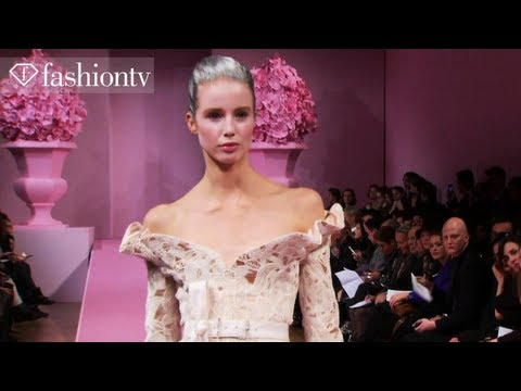 Haute Couture – Alexis Mabille Haute Couture Spring/Summer 2013 | Paris Couture Fashion Week | FashionTV