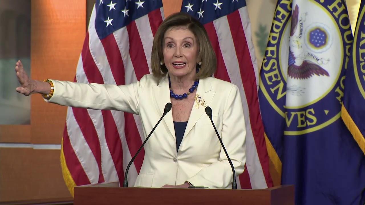 LOSING IT: Nancy Pelosi BERATES Journalist Over DEEP HATRED For President Trump