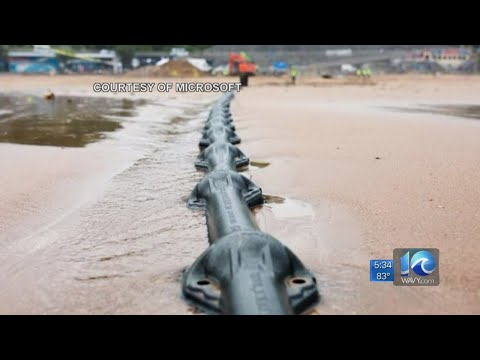 Officials discuss progress of subsea cable to connect Virginia, Spain