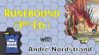 runebound 3rd Ed Review - with Andr Nordstrand
