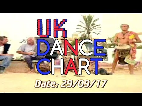 UK TOP 40 - DANCE SINGLES CHART (29/09/2017)