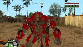 Gta Sa Sentinel Prime Mod
