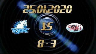 25.01.2020 YJK vs SoKi (8-3)