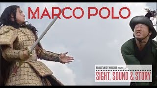 """Cinematographer Vanja Černjul, ASC on Developing the Look for """"Marco Polo"""""""