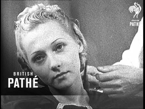 Hair Fashions - Paris Lner (1938)