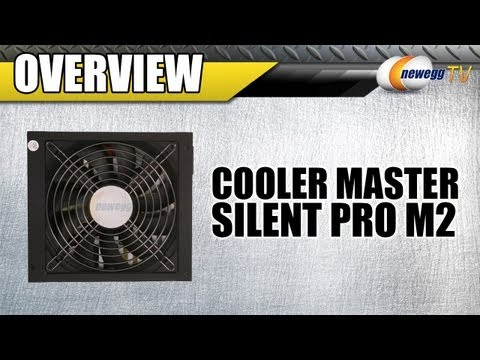 Newegg TV: COOLER MASTER Silent Pro M2 Power Supply Overview