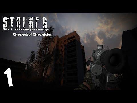 S.T.A.L.K.E.R.Тень Чернобыля Прохождение Часть 1