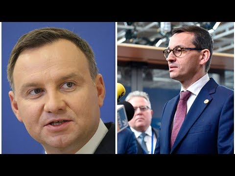 Eu to sanction poland over reforms to its national courts as bloc goes on collision course