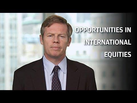 Opportunities in international equities