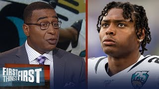 Jalen Ramsey is a special player that would help the Chiefs' defense  | NFL | FIRST THINGS FIRST