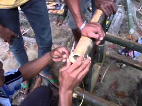 70 Gambar Dan Cara Membuat Kursi Dari Bambu HD Terbaru
