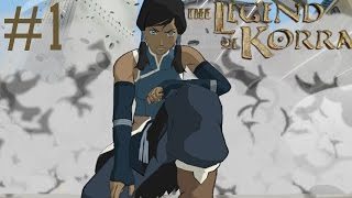 The Legend of Korra  Playthrough/Walkthrough (PC) part 1 [No commentary]