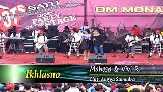 Mahesa feat Vivi Rosalita - Ikhlasno - [Official Video Live]