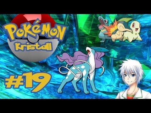 Let's Play Pokémon - Kristall [German] #19 ~Begegnung Mit Den Legendären Pokémon!~