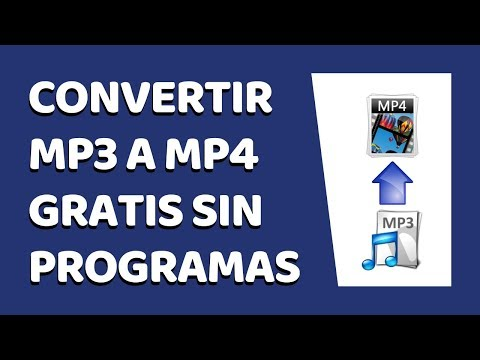 How to Convert MP3 to MP4 Online Without Software 2017