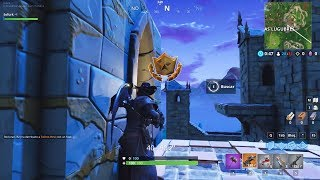 • How to Get the Hidden Star Week 5 ⭐ - Hunting Game - Fortnite 🥇