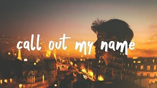 Video The Weeknd - Call Out My Name (Trove Cover) download MP3, 3GP, MP4, WEBM, AVI, FLV Juli 2018