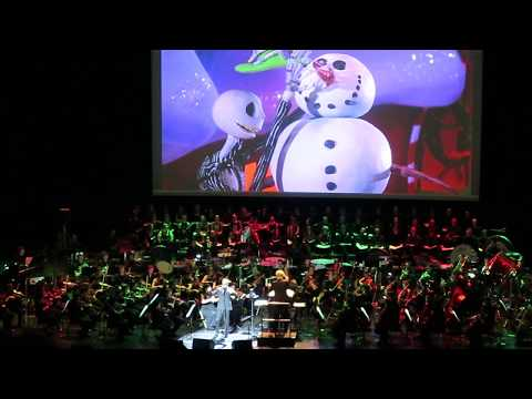 Danny Elfman, Palais des Congrès, Paris. Part 15 - Nightmare Before Christmas, Danny Elfman chante !