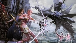 Final Fantasy XIII-2 (The Movie) ALL Cutscenes + Gameplay
