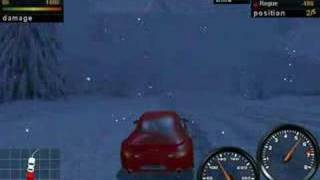 NFS Porsche Unleashed - Alps