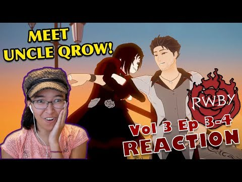 A BRAWL IS SURELY BREWING | Vol 3 Ep 3-4 | Kitty Reacts To: RWBY