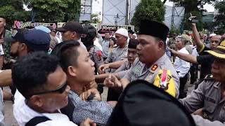 Penangkapan Anggota FPI Tebing Tinggi Oleh Polisi Pada Saat Harlah NU
