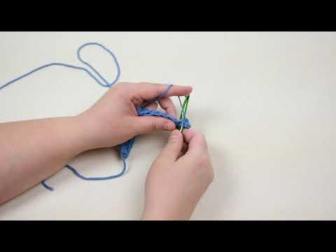Crochet Tutorial: Double Crochet Decrease (dc2tog) by Yarn Crafter
